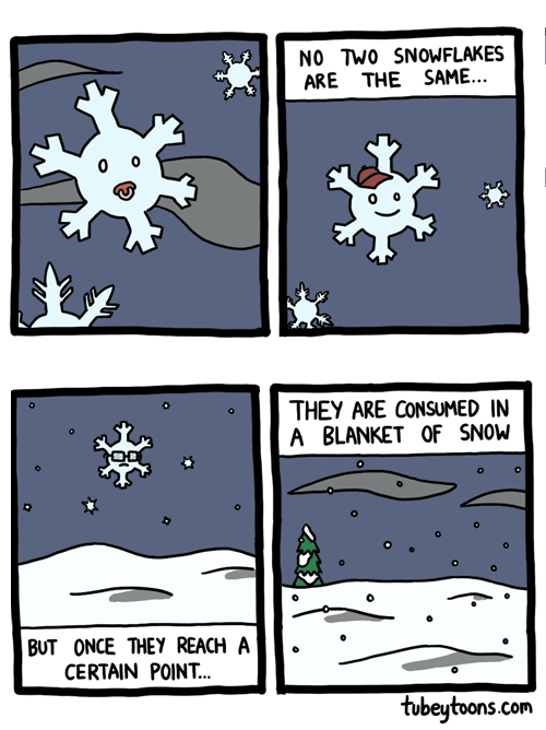 snow nihilism winter web comics - 7975417344