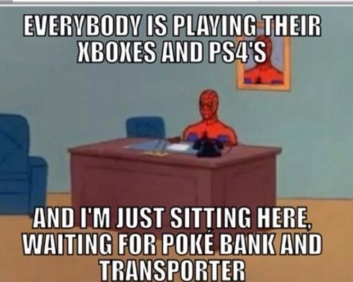 Spider-Man,pokemon bank