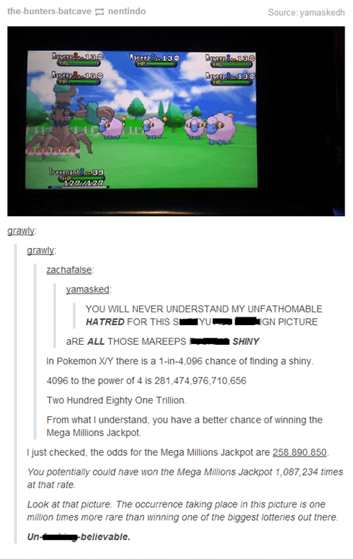 tumblr shinies horde battle - 7975796224