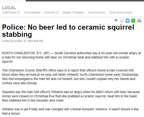 drunk Probably bad News what squirrel - 7975861760
