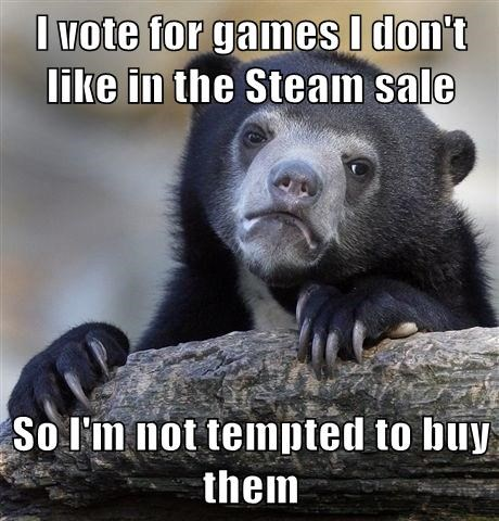 Confession Bear Memes sales steam sale - 7975888640