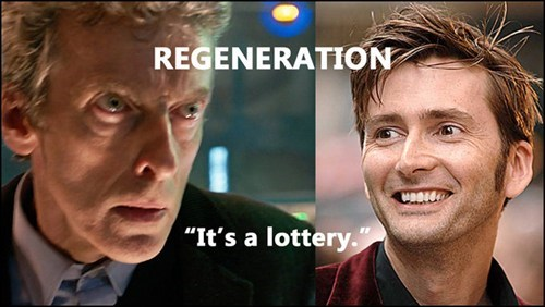 12th Doctor 10th doctor regeneration - 7976172800