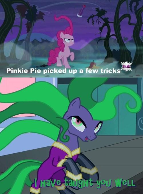 pinkie pie mane-iac hair techniques - 7976448256
