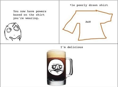 me gusta Memes t shirts root beer - 7976692736