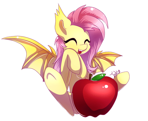 apples fluttershy Fan Art - 7976705024