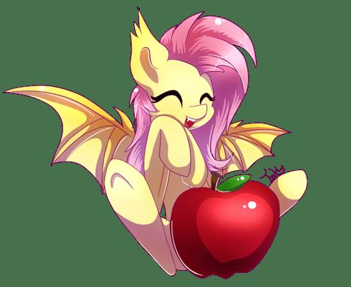 apples fluttershy Fan Art - 7976705024