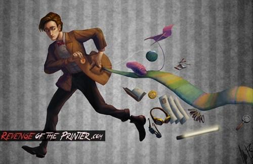 11th Doctor Fan Art - 7976768256