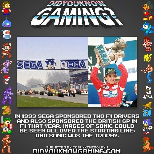 racing did you know gaming sonic - 7977236480