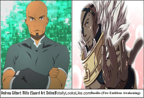 fire emblem anime totally looks like sao - 7977520896