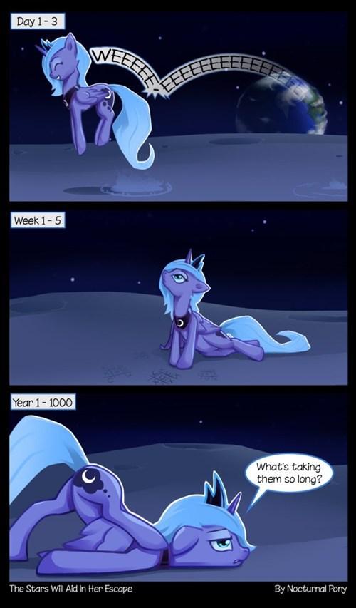 comics moon princess luna - 7977555200