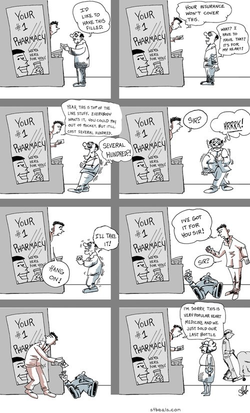 medicine sad but true health care web comics - 7977689344