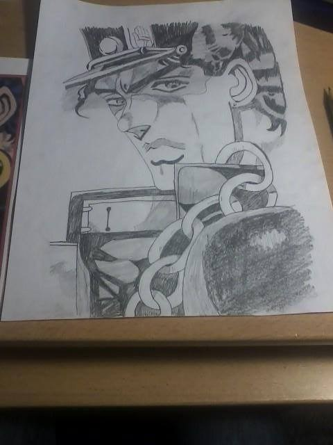 anime,Fan Art,JoJo's Bizarre Adventure