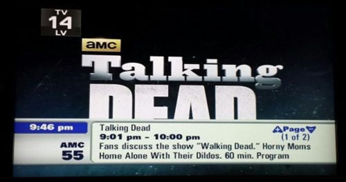 that's dirty talking dead The Walking Dead - 7977921792