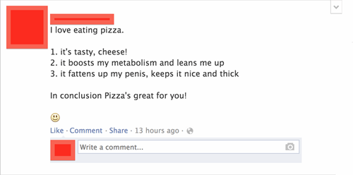 diet food health pizza