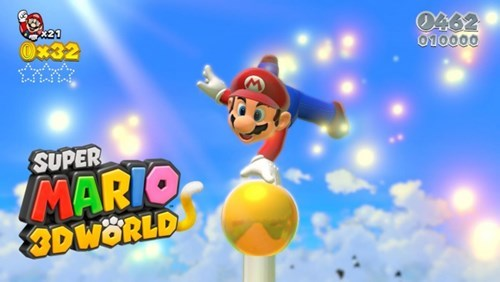 nintendo,game of the year,news,super mario 3d world,eurogamer,Video Game Coverage