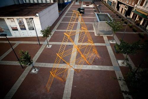 perspective Street Art hacked irl - 7979034880