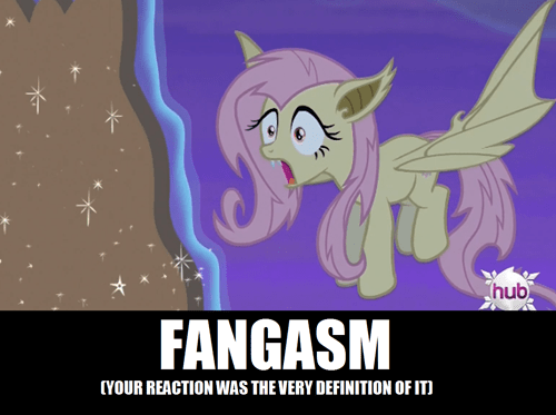 flutterbat,fangasm,you love it