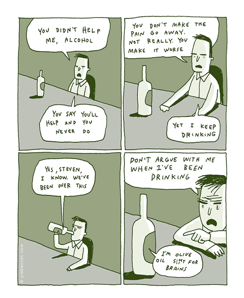 drinking mistakes web comics - 7979158528