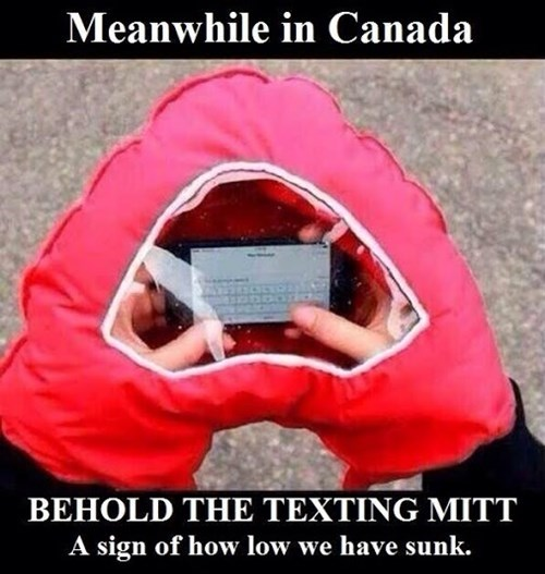 Canada winter texting AutocoWrecks g rated - 7979189504