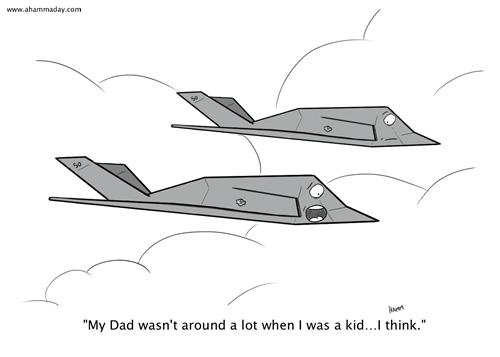 stealth fighters parents web comics - 7979209984