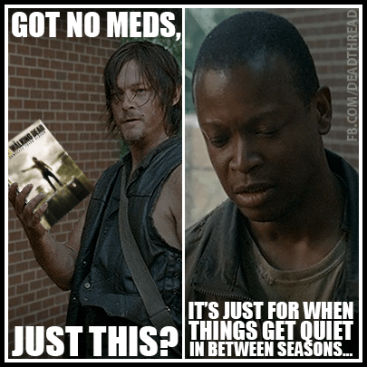 daryl dixon bob The Walking Dead - 7979232768