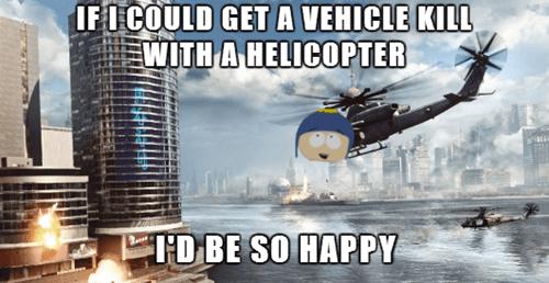 Battlefield 4 Memes South Park - 7979287040
