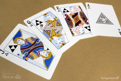 for sale legend of zelda video games playing cards - 7979291136