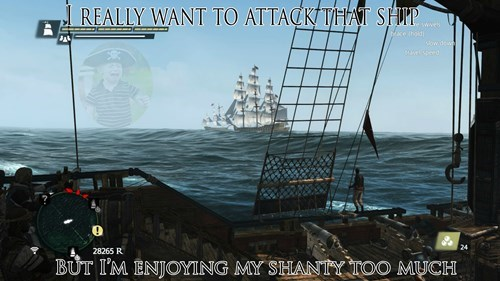 assassins creed video games assassin's creed black flags first world pirate problems - 7979291904