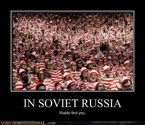 funny Soviet Russia wheres waldo wtf - 7979350272
