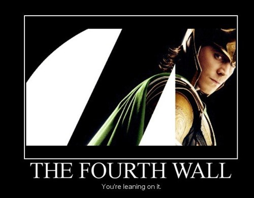 avengers,4th wall,movies,funny,loki