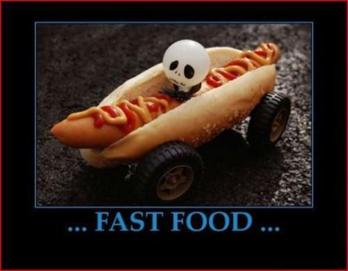 food funny hot dog wtf - 7979396096