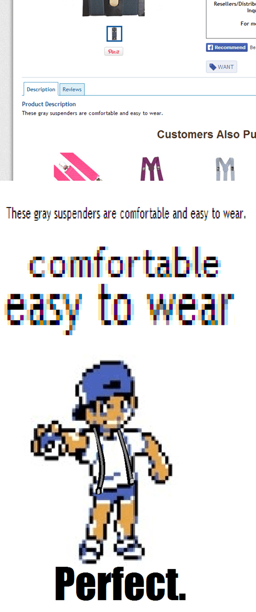 youngster joey top percentage suspenders