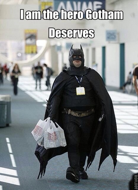cosplay batman dark knight - 7979559680