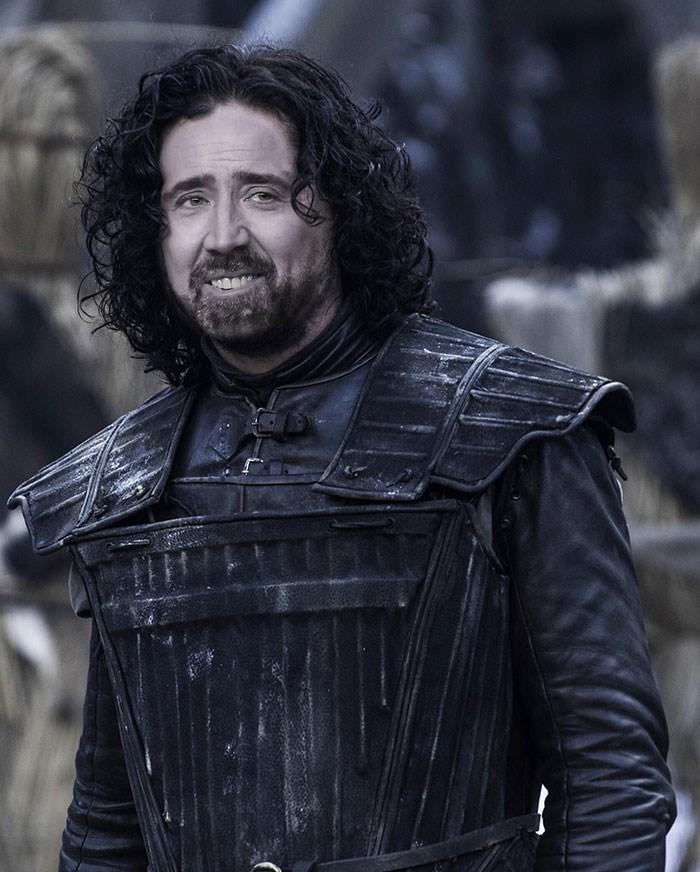 Game of Thrones photoshop nicolas cage photoshop battle - 797957