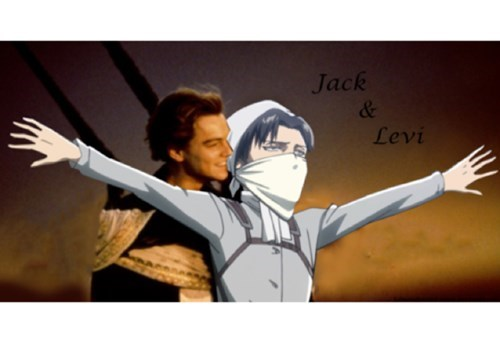 anime titanic attack on titan - 7979637504