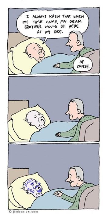 pranks brothers web comics - 7980199936