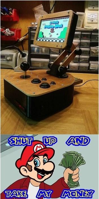 Thatsa Spicy NES!