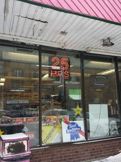 convenience store sign - 7980595712