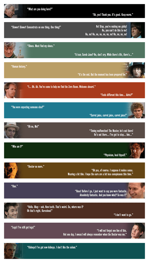 doctor who quotes classic who - 7980837376