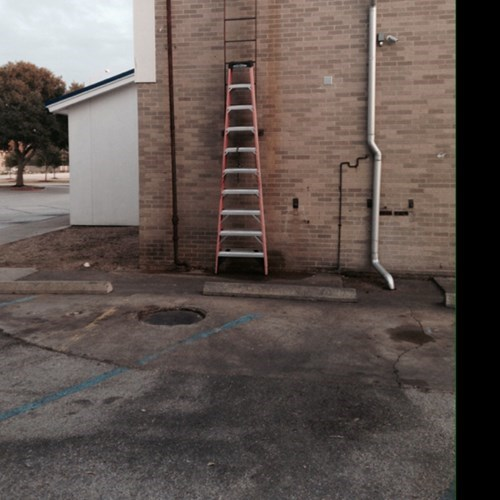 ladders,there I fixed it