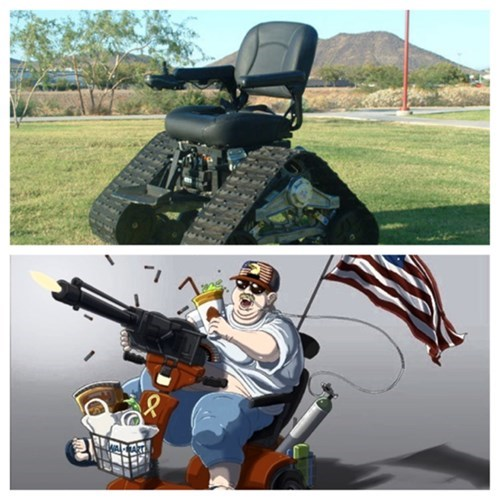 murica,wheelchairs