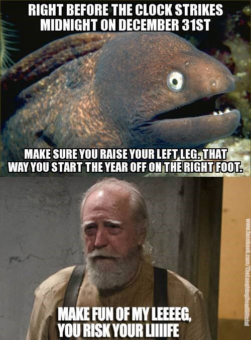 hershel greene puns you risk your life - 7982404352