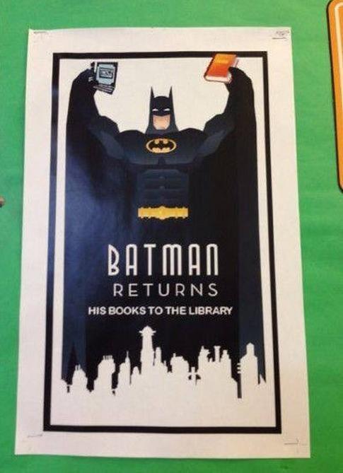 batman good guy library - 7983031296