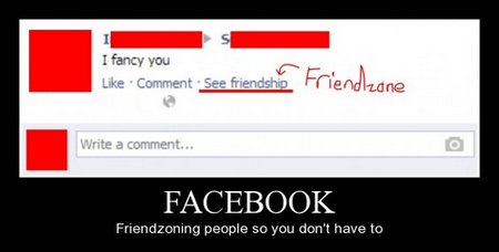 facebook friendzone funny life - 7983065600