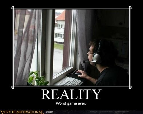 funny idiots video games reality - 7983089408