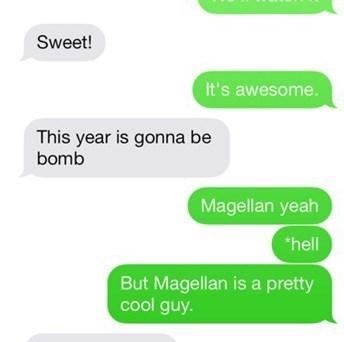 autocorrect magellan text AutocoWrecks - 7983382784