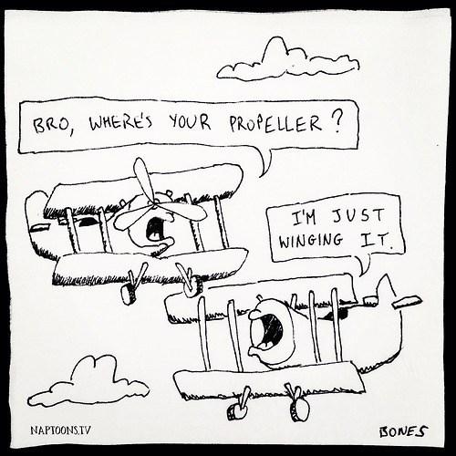 planes wings puns web comics - 7983451648