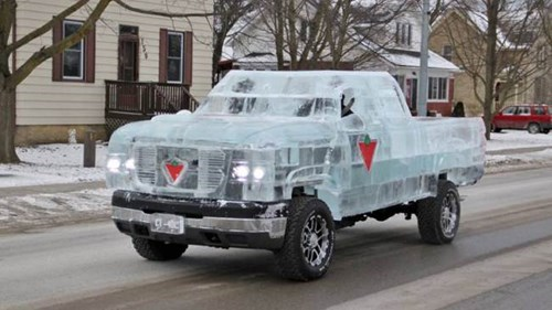 cars ice design science truck - 7983485952