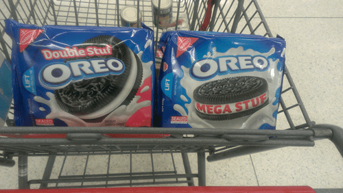 america food snacks Oreos mega stuf - 7983501056
