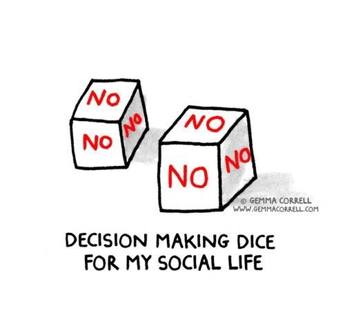 dice no social life - 7983503872